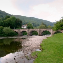 Carrog Bridge 0957