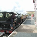 Llanwchllyn Steam Train
